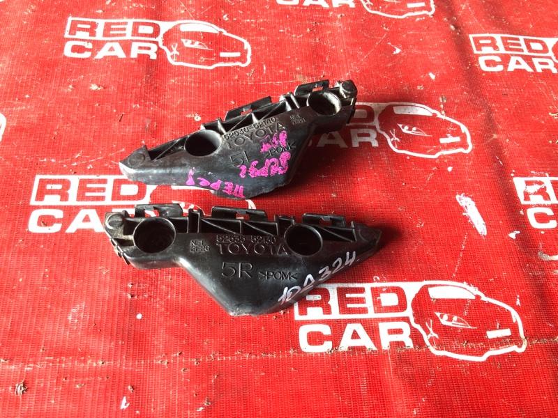 Крепление бампера Toyota Belta SCP92-1034920 2SZ-1913412 2007 переднее (б/у)