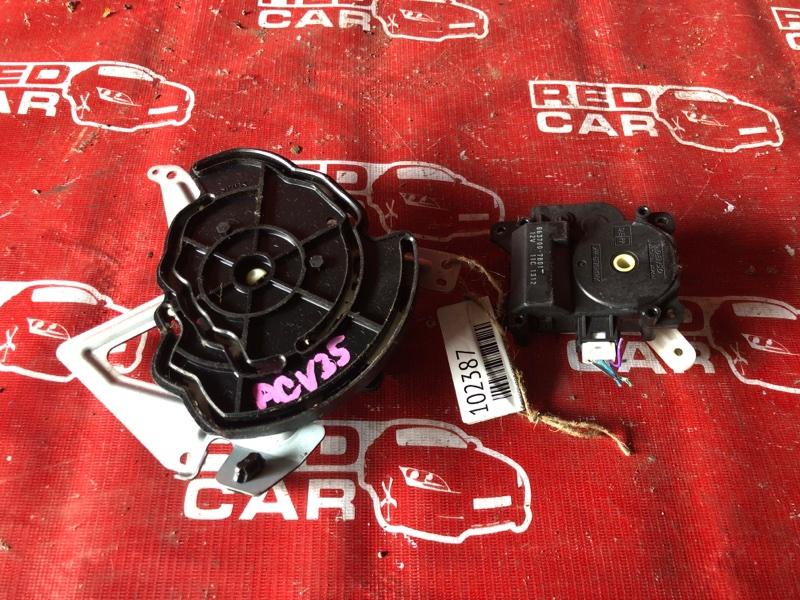Сервопривод заслонок печки Toyota Camry ACV30 (б/у)