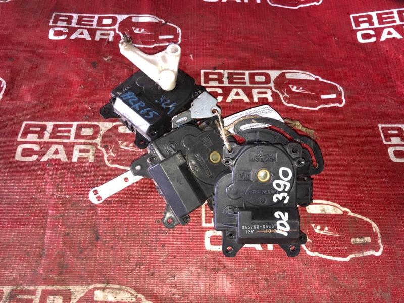 Сервопривод заслонок печки Toyota Voxy AZR65-0046691 1AZ-4699992 2002 (б/у)