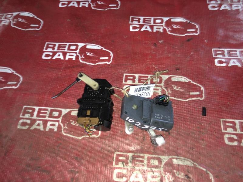 Сервопривод заслонок печки Nissan Largo VNW30-013710 CD20-438802X 1995 (б/у)