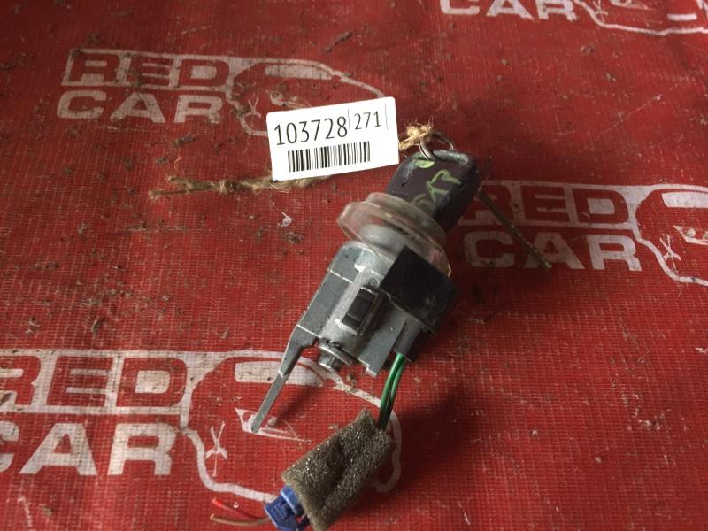 Личинка замка Toyota Gaia SXM15-7025269 3S-7993135 2002 (б/у)