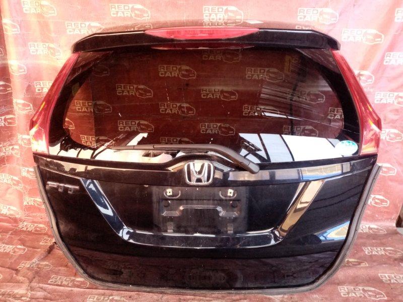 Дверь 5-я Honda Fit GK3-1244304 L13B-1349753 2017 (б/у)