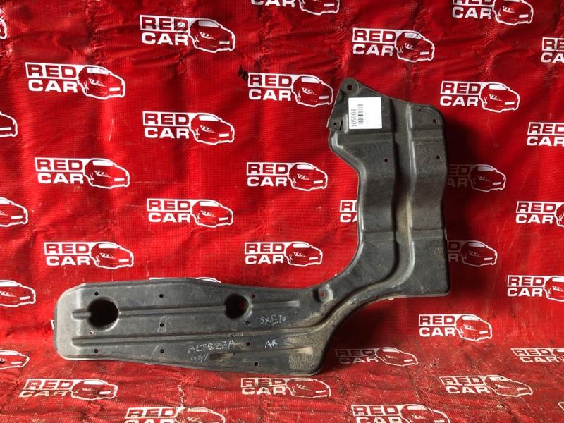 Защита топливного бака Toyota Altezza SXE10 3S-GE (б/у)