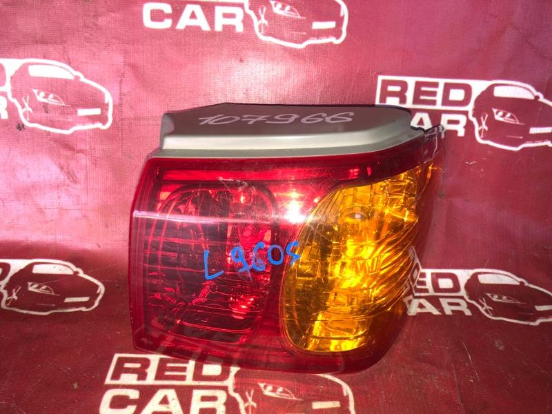 Стоп-сигнал Daihatsu Max L960S правый (б/у)