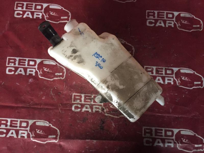 Бачок расширительный Toyota Passo KGC10-0120914 1KR-0301115 2006 (б/у)