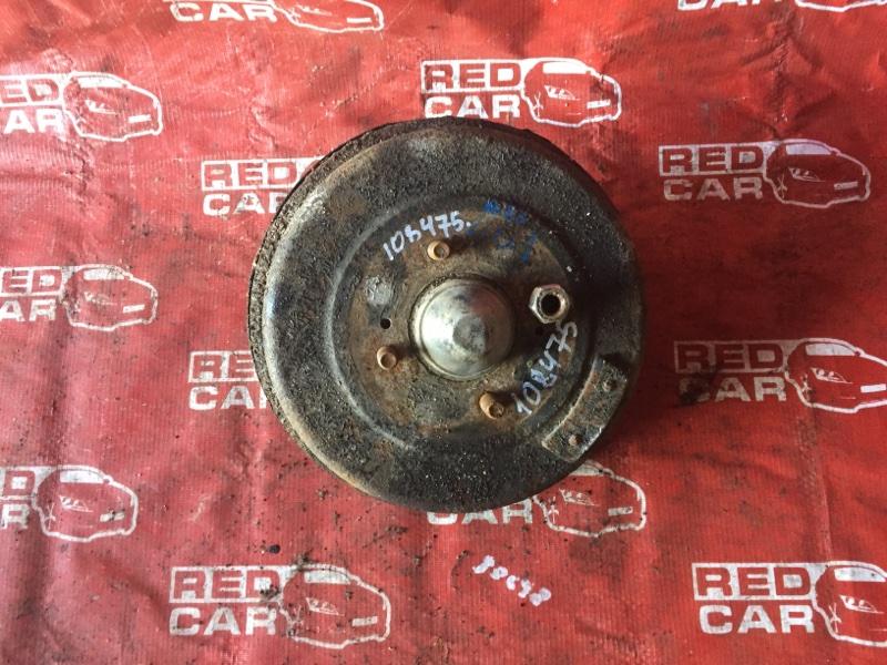 Ступица Nissan Ad VFY11-222361 QG15-326312A 2002 задняя левая (б/у)