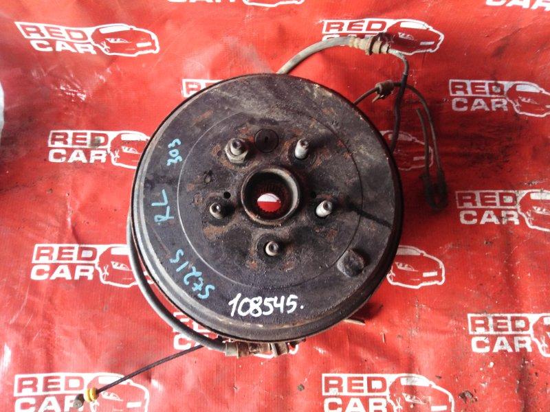 Ступица Toyota Caldina ST215-3058820 3S-2875162 2001 задняя левая (б/у)