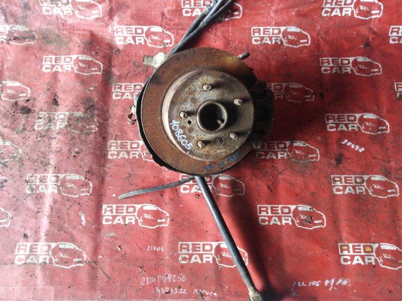Ступица Toyota Camry Gracia SXV20-0481629 5S-1007591 2000 задняя правая (б/у)