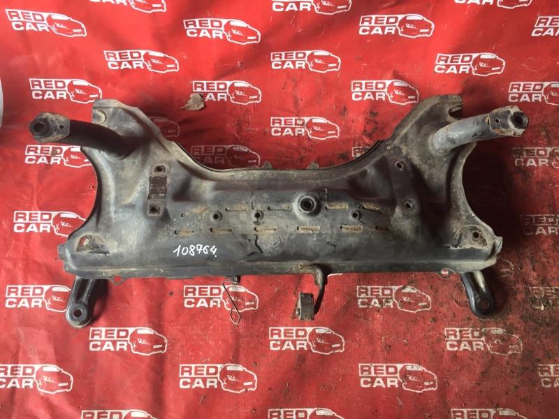 Балка под двс Toyota Passo KGC10-0120914 1KR-0301115 2006 (б/у)