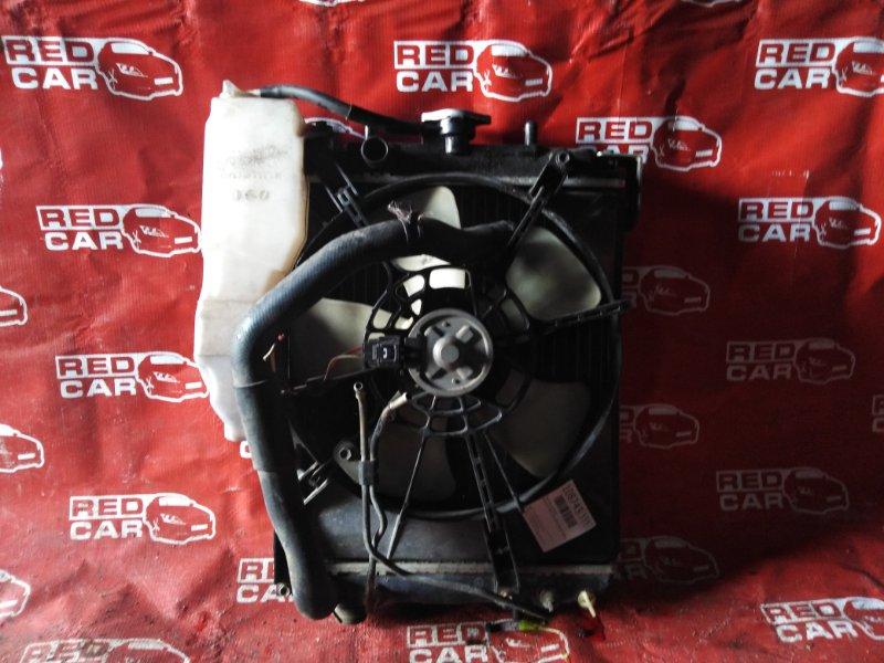 Радиатор основной Daihatsu Mira L700V-0032356 EF-5996090 1999 (б/у)
