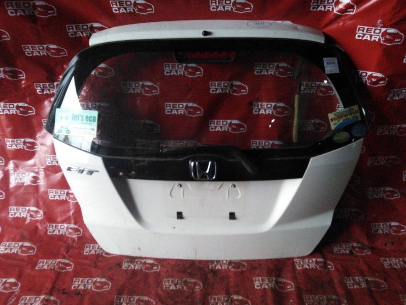 Дверь 5-я Honda Fit GE6-1054063 L13A-4059688 2008 (б/у)