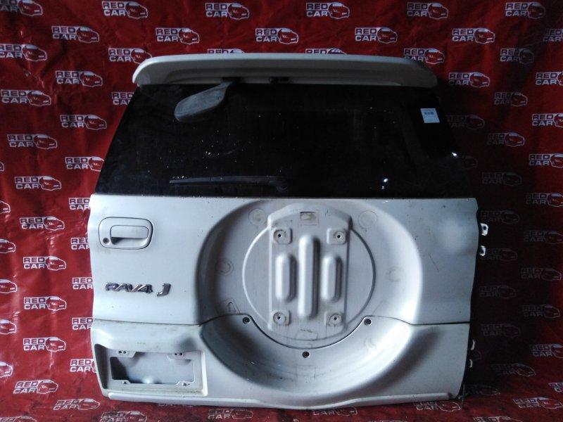 Дверь 5-я Toyota Rav4 ACA20-0031539 1AZ-4139164 2002 (б/у)