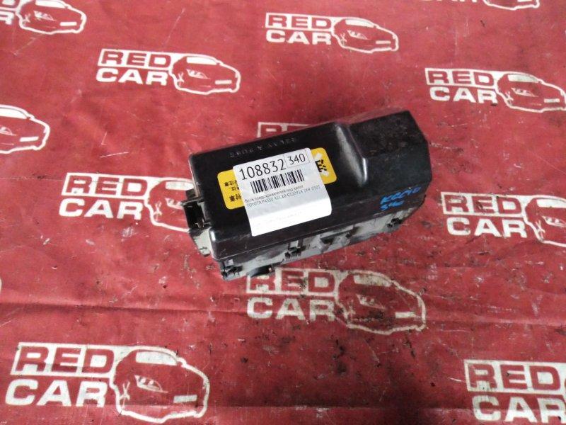 Блок предохранителей под капот Toyota Passo KGC10-0120914 1KR-0301115 2006 (б/у)