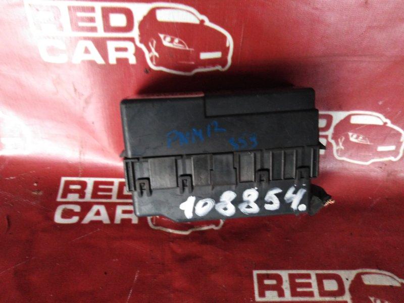 Блок предохранителей под капот Nissan Liberty PNM12-040797 SR20-085662B 1998 (б/у)