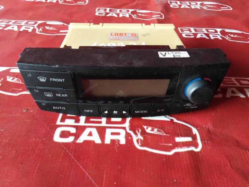 Климат-контроль Mazda Mpv LW3W-164881 L3-263143 2002 (б/у)