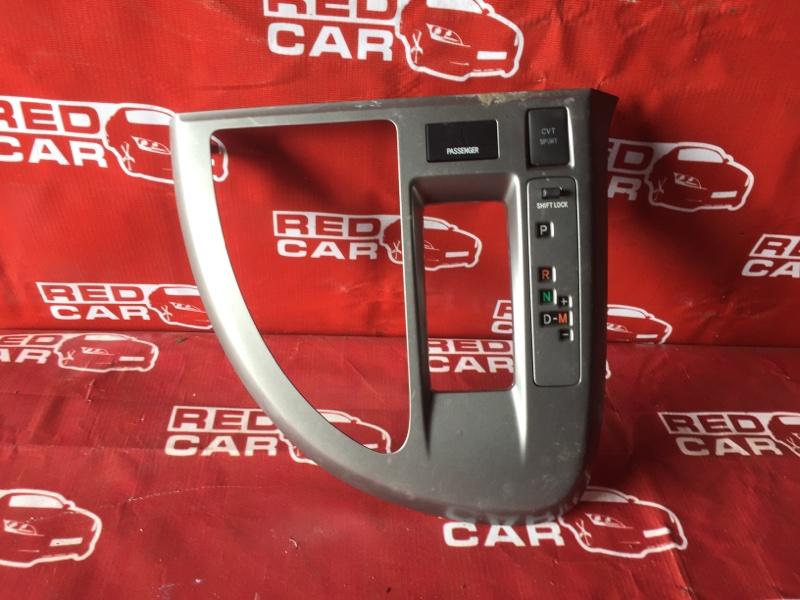 Консоль кпп Toyota Ractis NCP100-0050177 1NZ-C2388555 2006 (б/у)