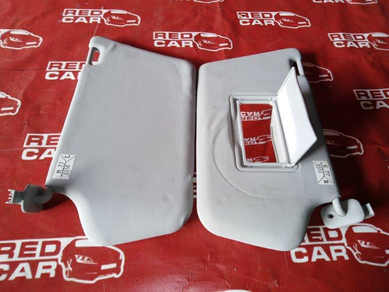 Козырек солнцезащитный Mazda Demio DY3R-207875 ZJ-505031 2007 (б/у)