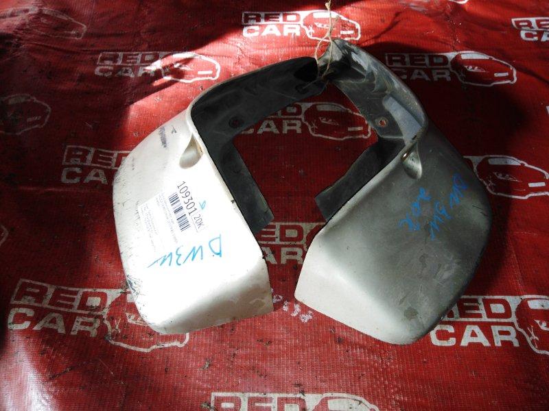Брызговики комплект Mazda Demio DW3W-187078 B3-558909 задние (б/у)