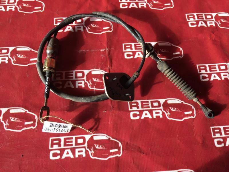 Трос переключения акпп Mazda Mpv LW3W-164881 L3-263143 2002 (б/у)