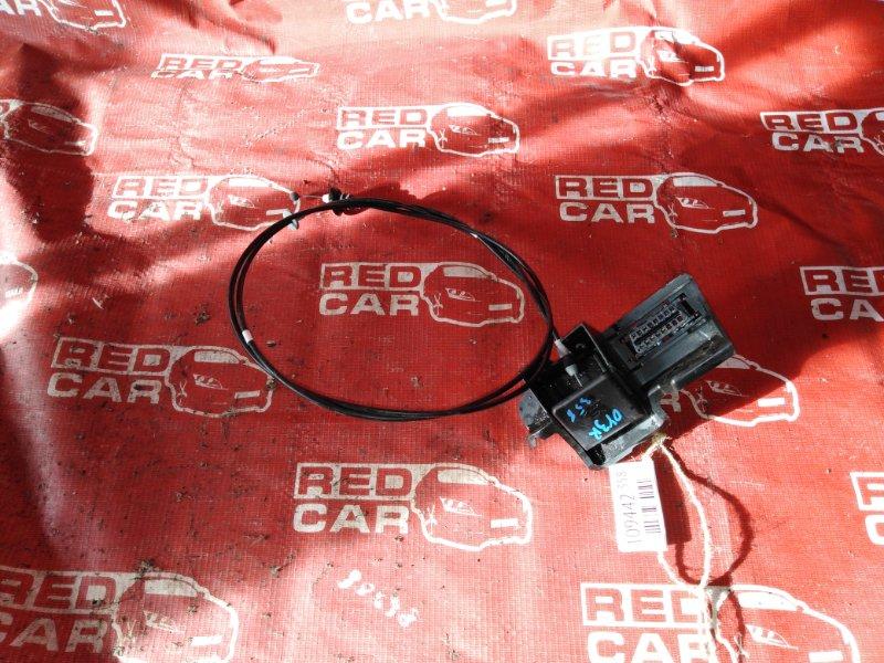 Трос капота Mazda Demio DY3R-207875 ZJ-505031 2007 (б/у)
