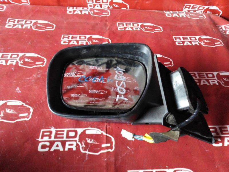 Зеркало Mazda Biante CCEAW левое (б/у)