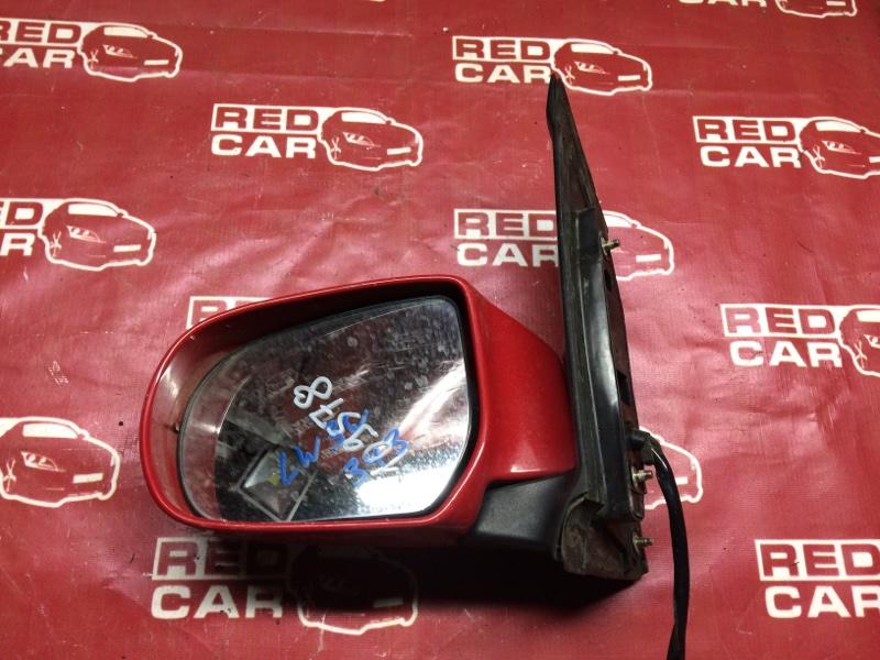 Зеркало Mazda Mpv LW3W-164881 L3-263143 2002 левое (б/у)