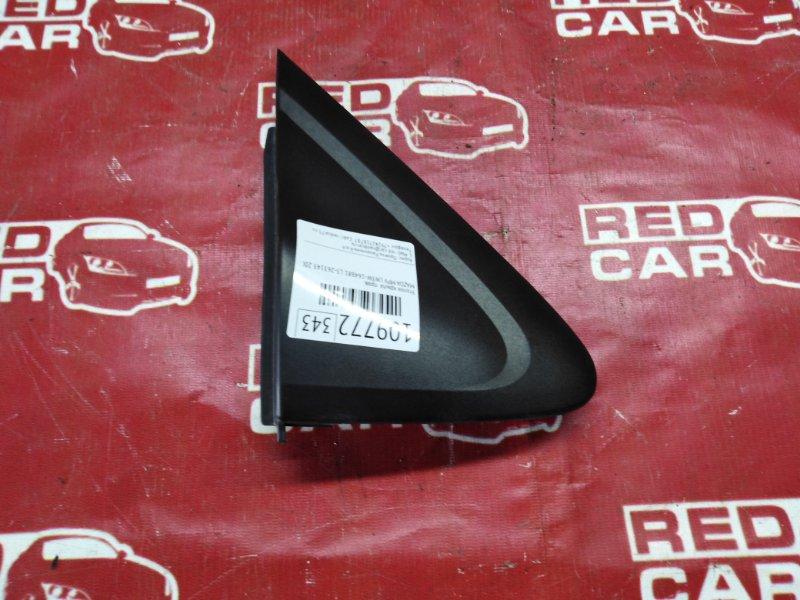 Уголок крыла Mazda Mpv LW3W-164881 L3-263143 2002 правый (б/у)
