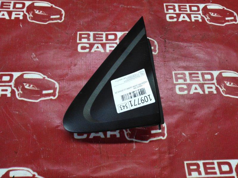 Уголок крыла Mazda Mpv LW3W-164881 L3-263143 2002 левый (б/у)