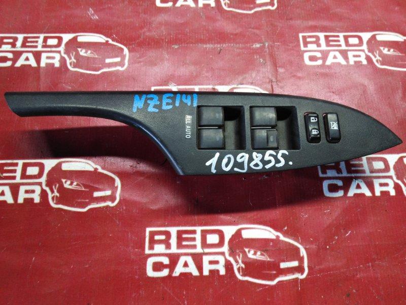 Блок упр. стеклоподьемниками Toyota Corolla Axio NZE141 передний правый (б/у)