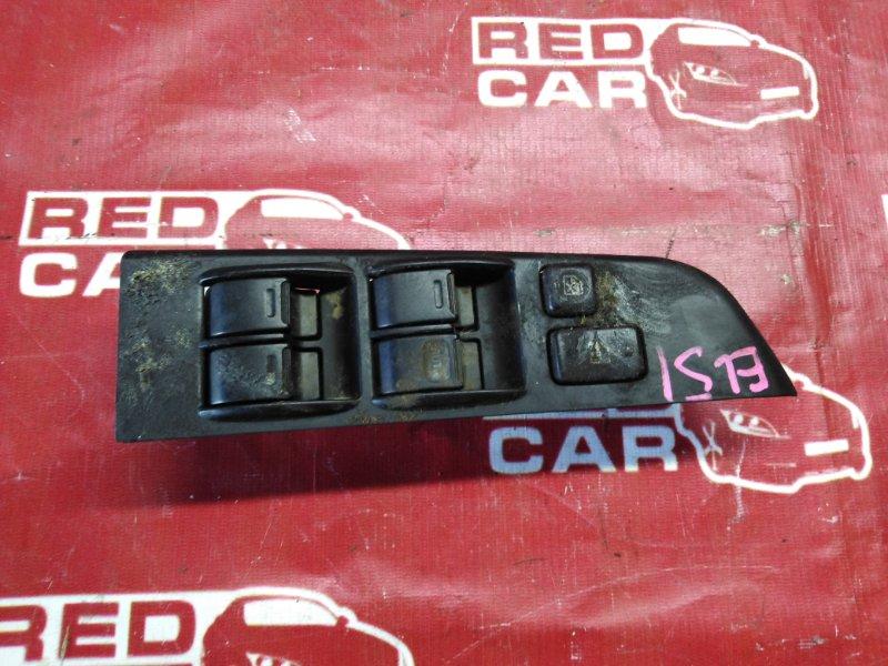 Блок упр. стеклоподьемниками Toyota Corsa EL51 правый (б/у)