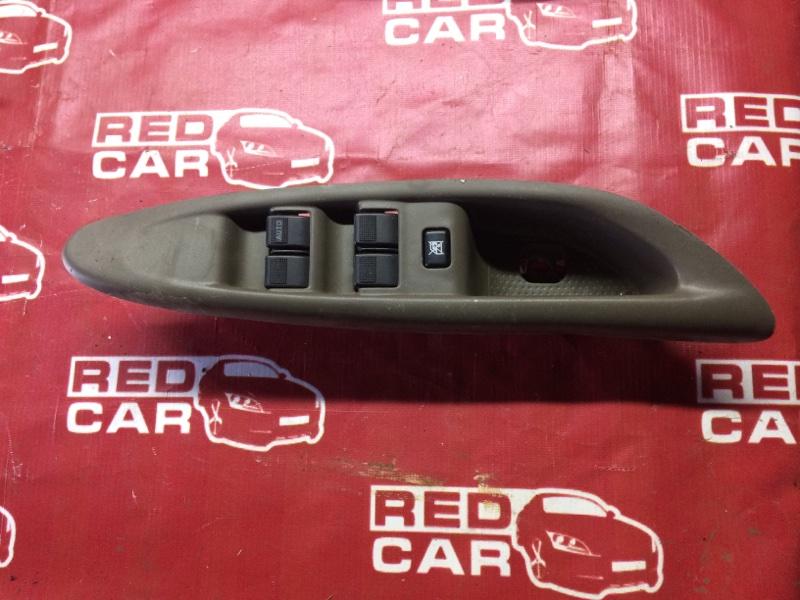 Блок упр. стеклоподьемниками Mazda Mpv LW3W-164881 L3-263143 2002 передний правый (б/у)