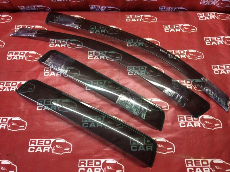 Ветровики комплект Mazda Demio DY3R-207875 ZJ-505031 2007 (б/у)
