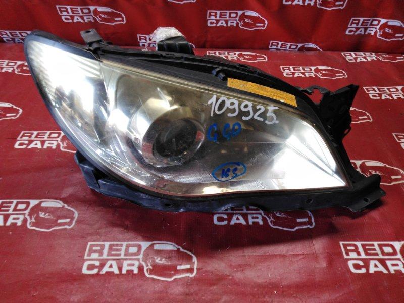 Фара Subaru Impreza GGD-002207 EL15 2006 правая (б/у)