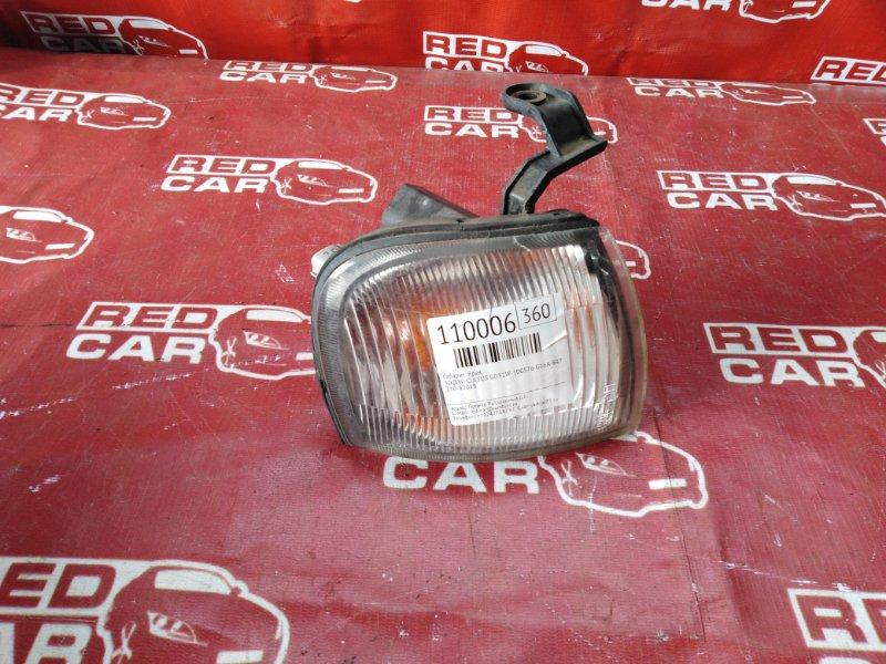 Габарит Suzuki Cultus GD31W-100576 G16A-847723 1996 правый (б/у)