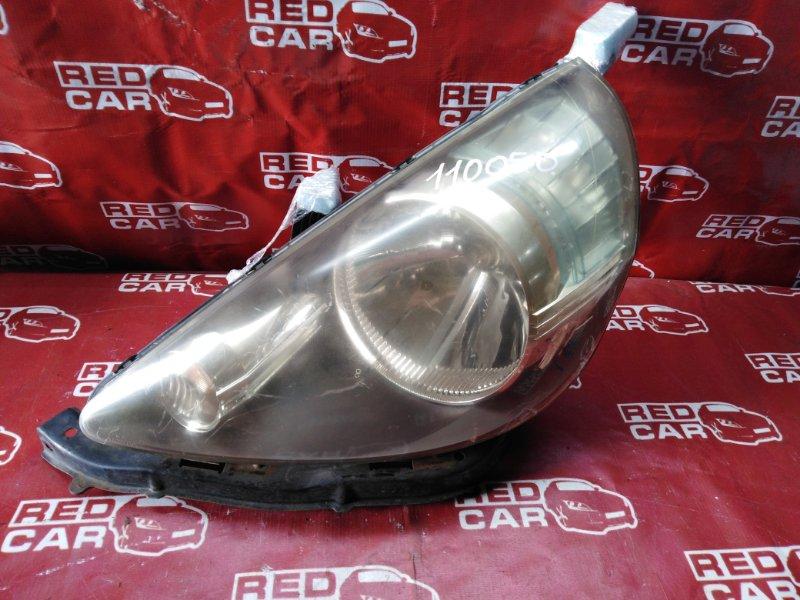 Фара Honda Fit GD1-2173871 L13A-2083000 2004 левая (б/у)
