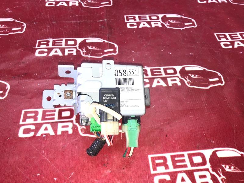Блок управления рулевой рейкой Honda Fit GD1-2173871 L13A-2083000 2004 (б/у)