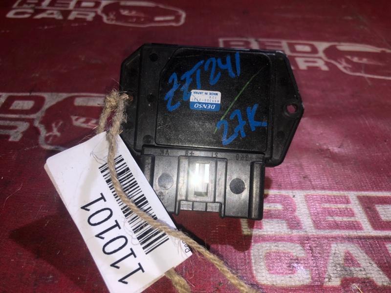 Реостат Toyota Caldina ZZT241 1ZZ (б/у)