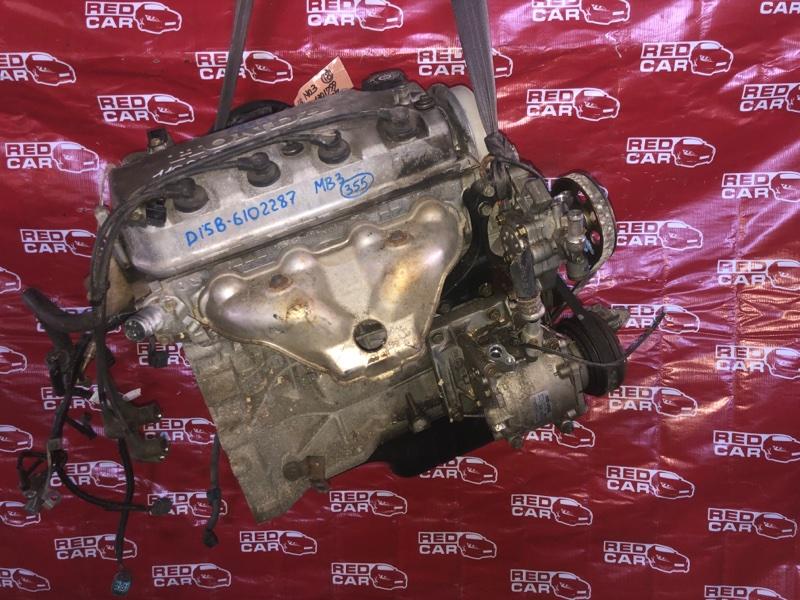 Двигатель Honda Domani MB3-1301799 D15B-6102287 2000 (б/у)