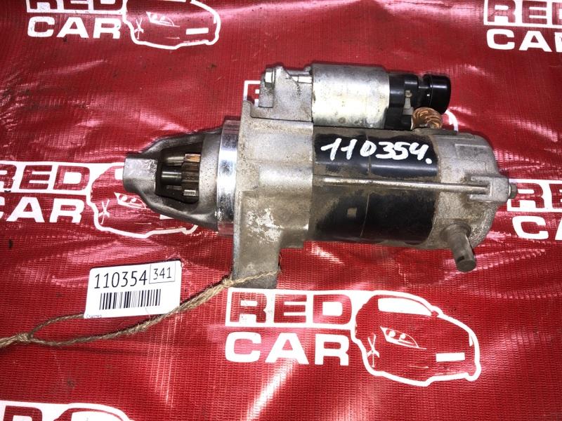 Стартер Honda Fit GE6-1054063 L13A-4059688 2008 (б/у)