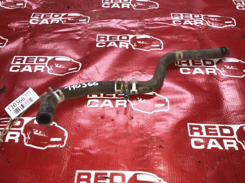 Шланг печки Toyota Passo KGC15-0013470 1KR-0109078 2005 (б/у)