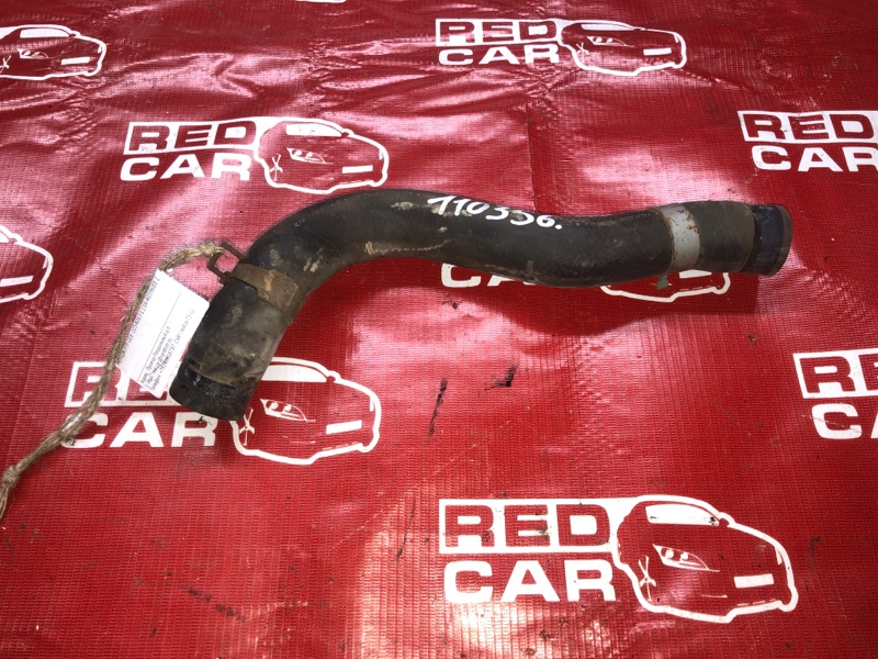 Патрубок радиатора Honda Fit GE6-1054063 L13A-4059688 2008 нижний (б/у)
