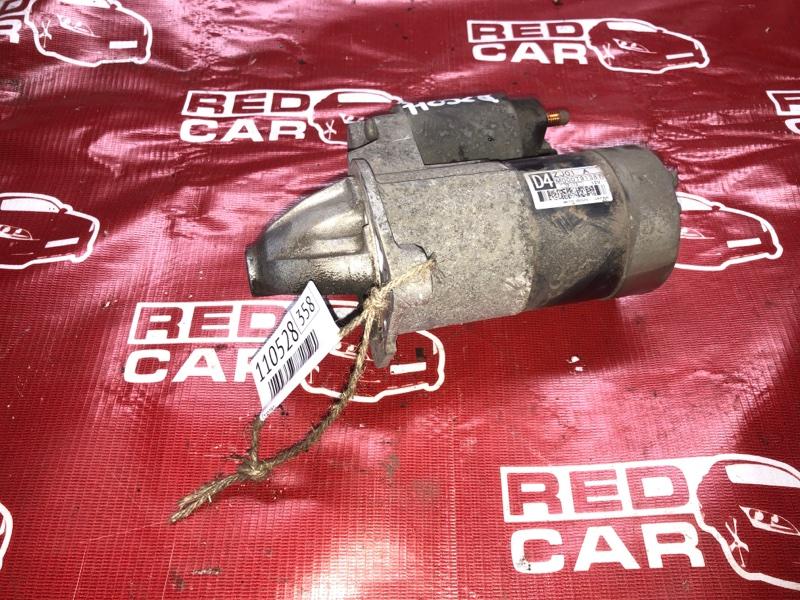 Стартер Mazda Demio DY3R-207875 ZJ-505031 2007 (б/у)