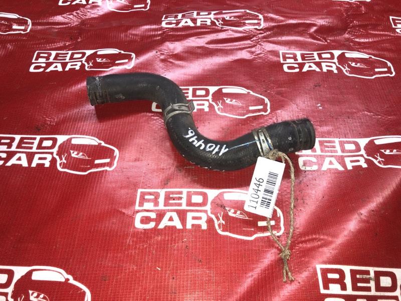 Патрубок радиатора Nissan Ad WHNY11 QG18 верхний (б/у)