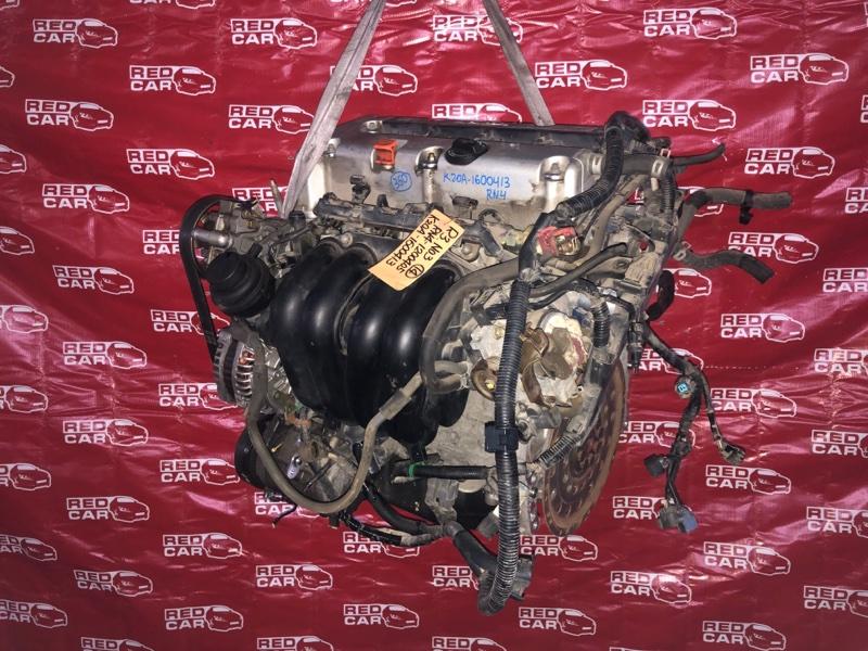 Двигатель Honda Stream RN4-1200405 K20A-1600413 2002 (б/у)
