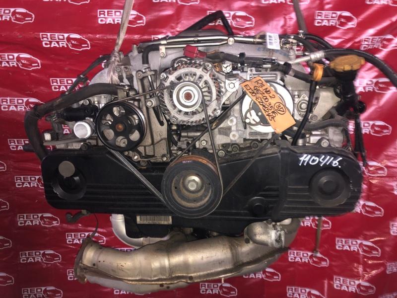 Двигатель Subaru Impreza GE7-003516 EJ20-E296245 2010 (б/у)