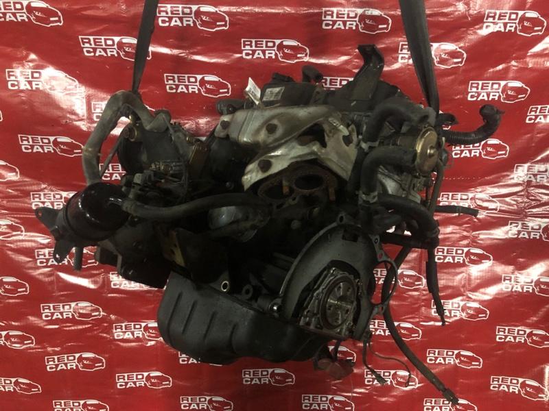 Двигатель Mitsubishi Pajero Junior H57A-0020042 4A31-544560 1996 (б/у)