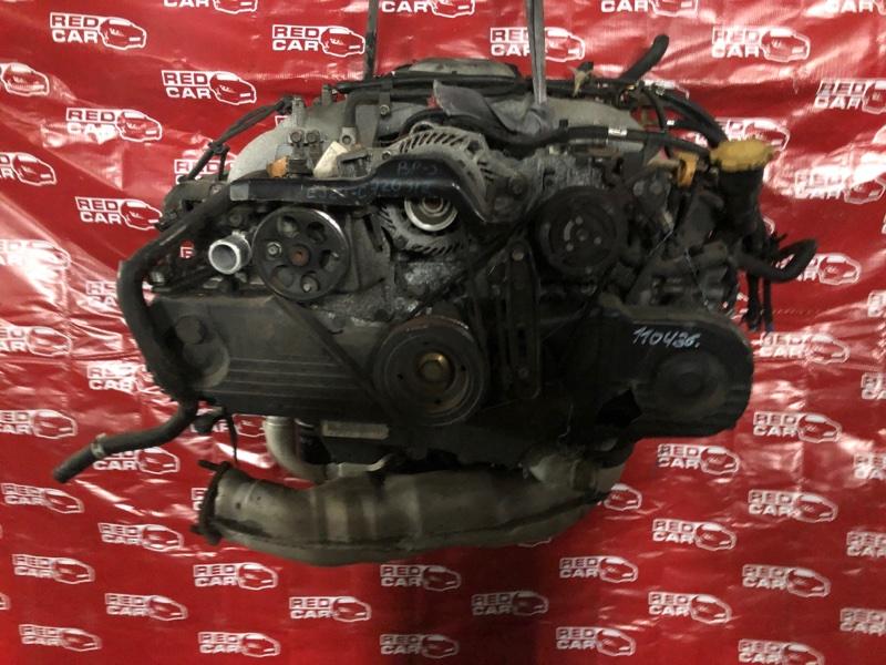 Двигатель Subaru Legacy BP5-104678 EJ20-C720312 2005 (б/у)