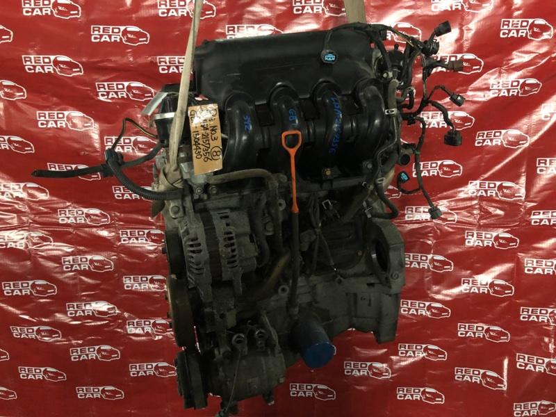 Двигатель Honda Mobilio GB1-1504430 L15A-2157356 2004 (б/у)