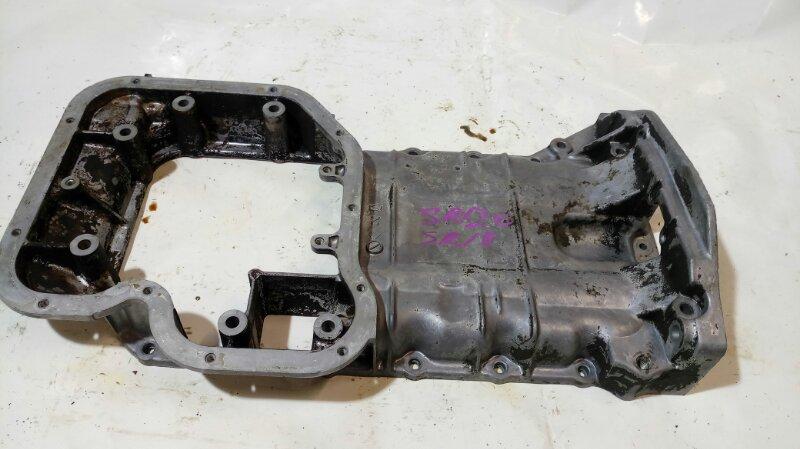 Поддон Nissan Bluebird EU14 SR18DE (б/у)