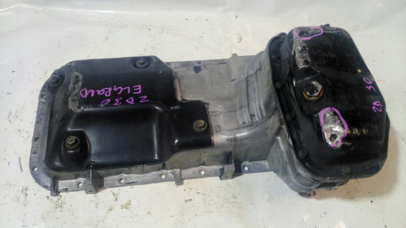 Поддон Nissan Elgrand ATE50 ZD30DDTI (б/у)